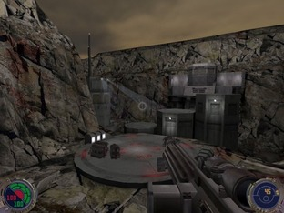 Test Jedi Knight 2 PC - Screenshot 21