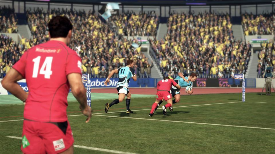 Rugby Challenge 2 PC