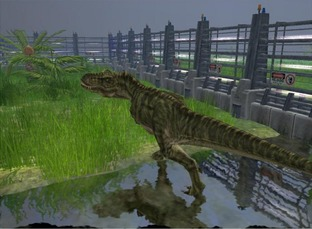 Test Jurassic Park : Operation Genesis PC - Screenshot 2