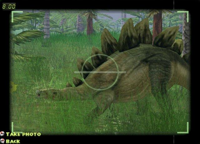 Jurassic Operation Genesis