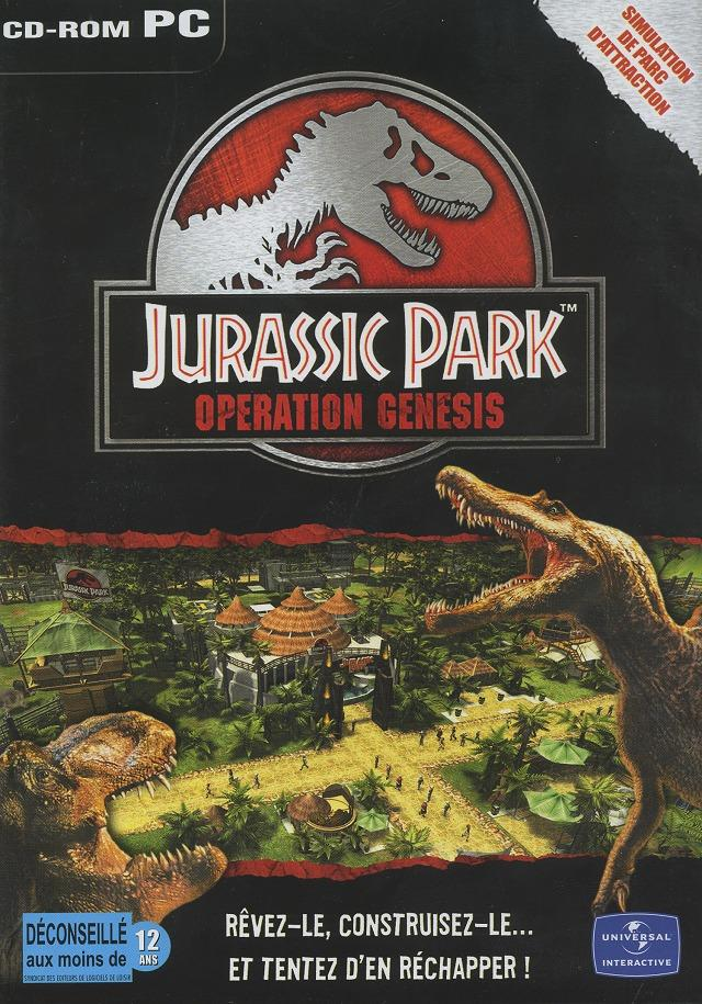 Jurassic Park : Operation Genesis  [FR- PC] [FS]