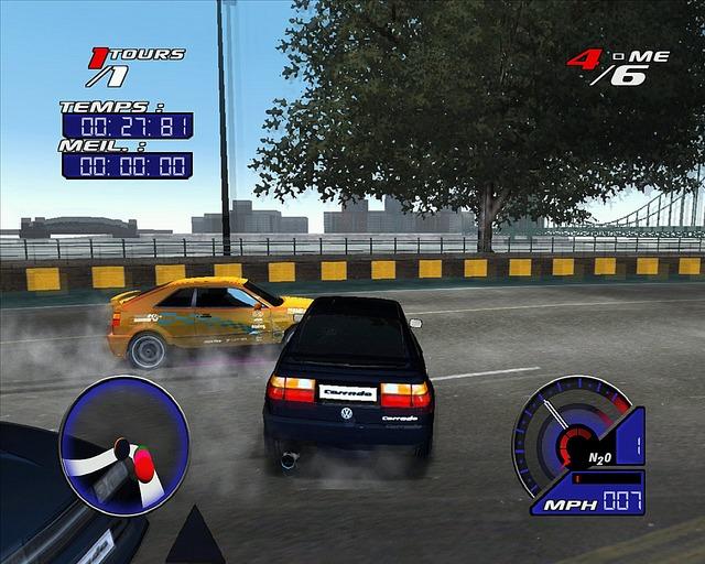 Juiced : Le jeu de voiture incontournable