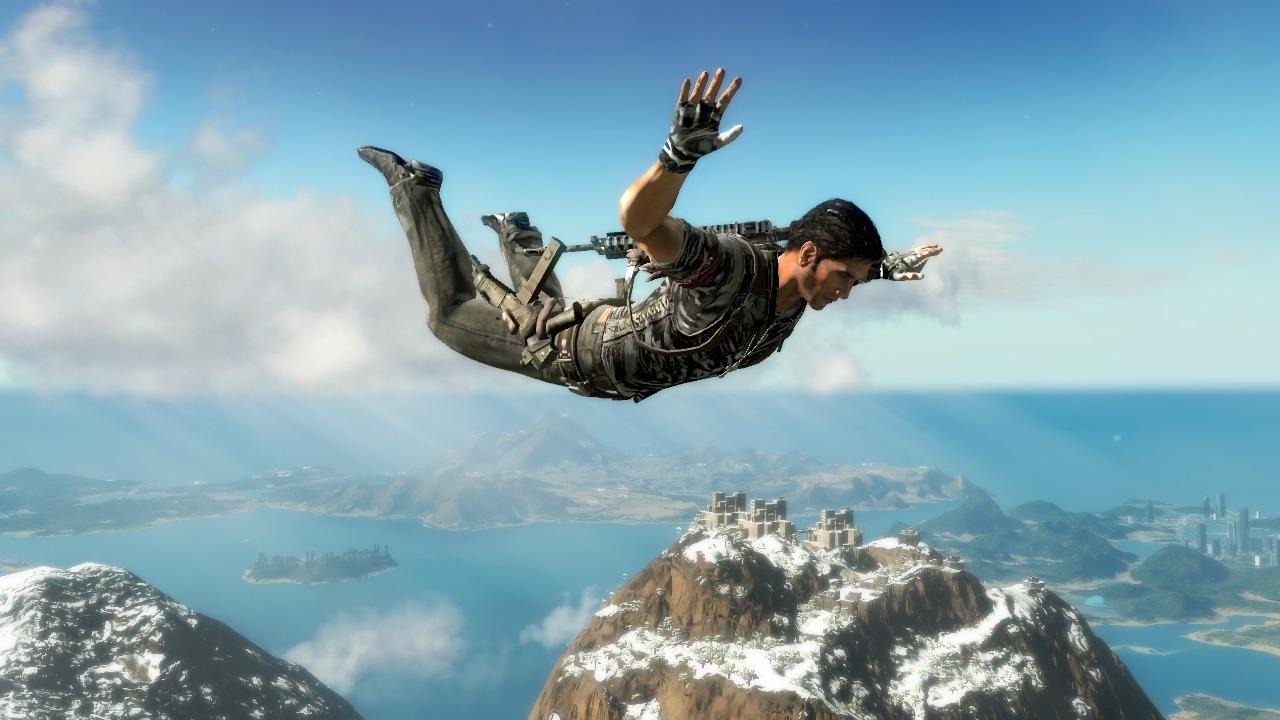 لعبة الاكشن الرهيبة والمنتظرة Just Cause 2 PC