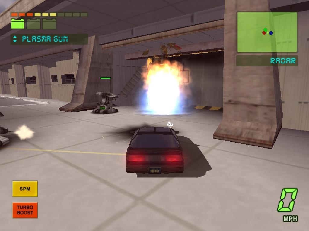 jeuxvideo.com K2000 : La Revanche De Kitt - PC Image 25 sur 29