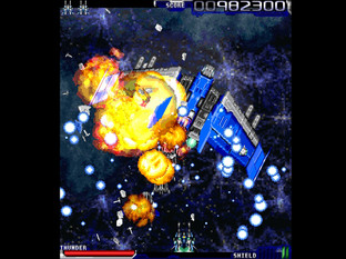 Des shoot'em up rétro en