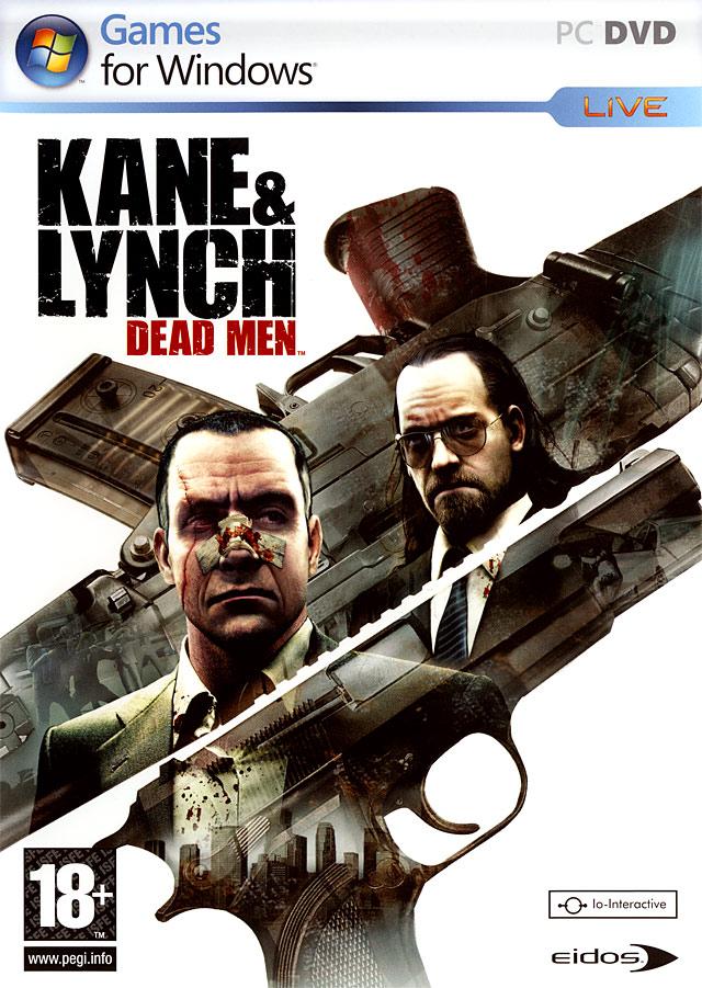 Kane and Lynch Dead Men-KaOs [PC] [FS]