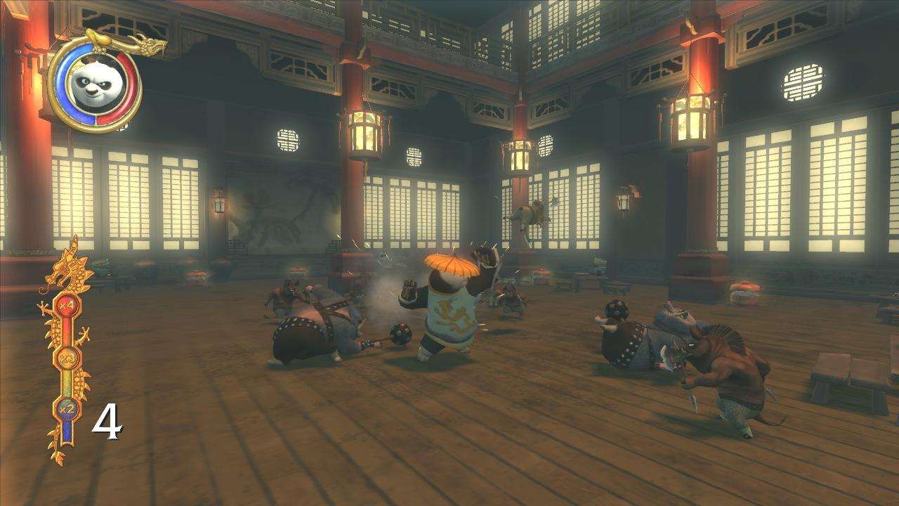 jeuxvideo.com Kung Fu Panda : Le jeu - PC Image 6 sur 142