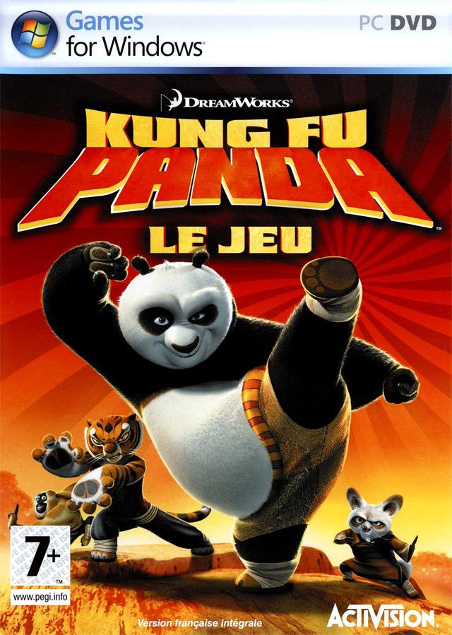 Kung Fu Panda : le jeu [FS] [US]