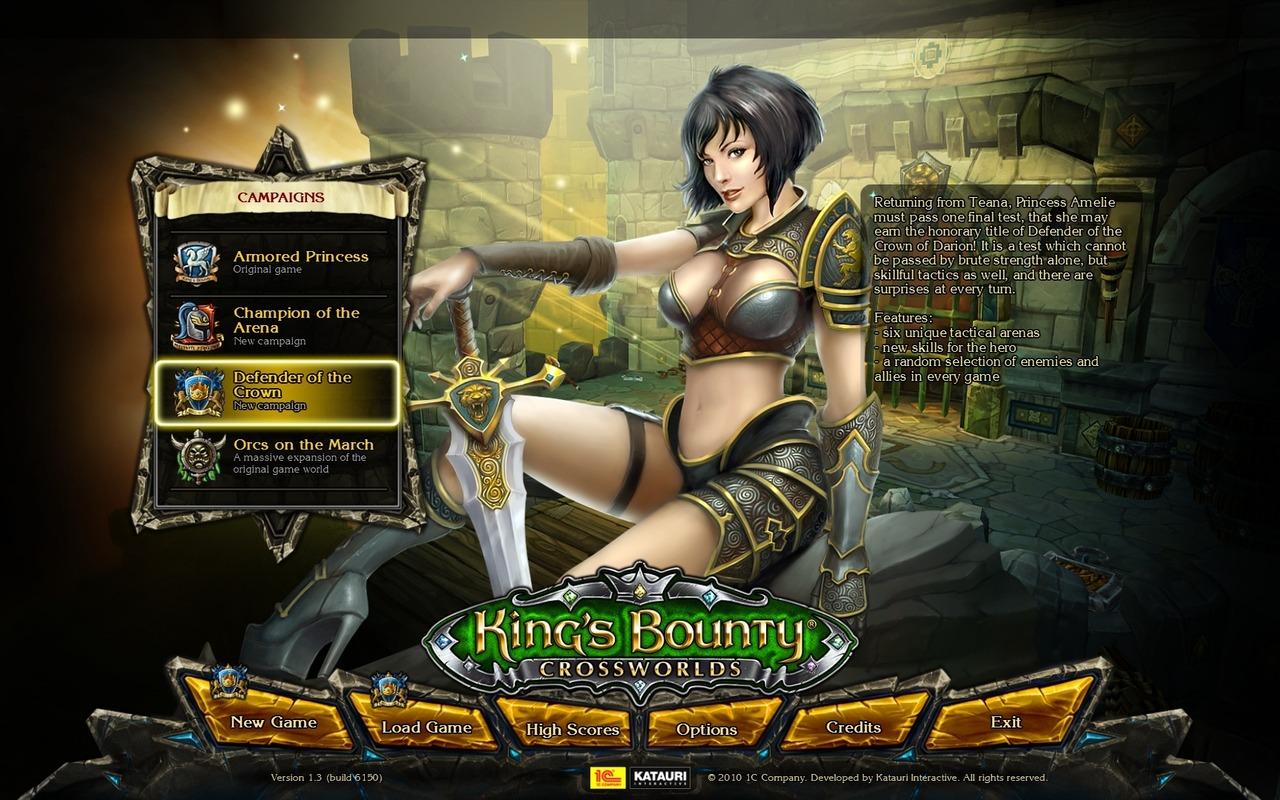 jeuxvideo.com King's Bounty : Crossworlds - PC Image 41 sur 153
