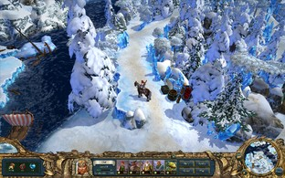 Test King's Bounty : Warriors of the North PC - Screenshot 14