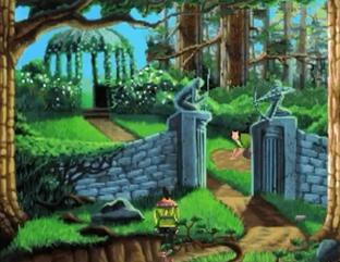 Test King's Quest VI : Heir Today, Gone Tomorrow PC - Screenshot 17