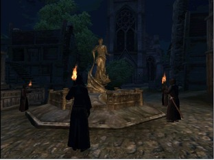 Test Knights Of The Nine PC - Screenshot 4