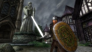 Test Knights Of The Nine PC - Screenshot 7