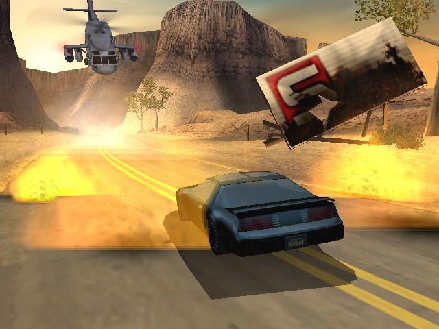 jeuxvideo.com K2000 : La Revanche De Kitt - PC Image 13 sur 29