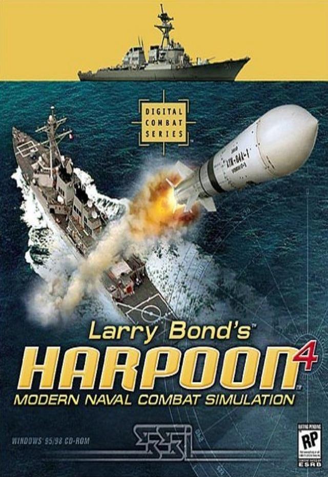 larry bond 39 s harpoon 4 modern naval combat simulation. Black Bedroom Furniture Sets. Home Design Ideas