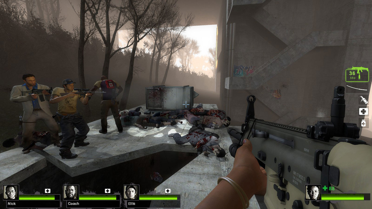 Left 4 Dead 2 Cold Stream   FULL   CRACK