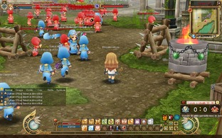 Test Legend of Edda PC - Screenshot 31