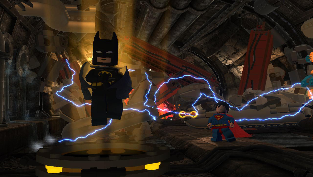 Images LEGO Batman 2 : DC Super Heroes PC - 21