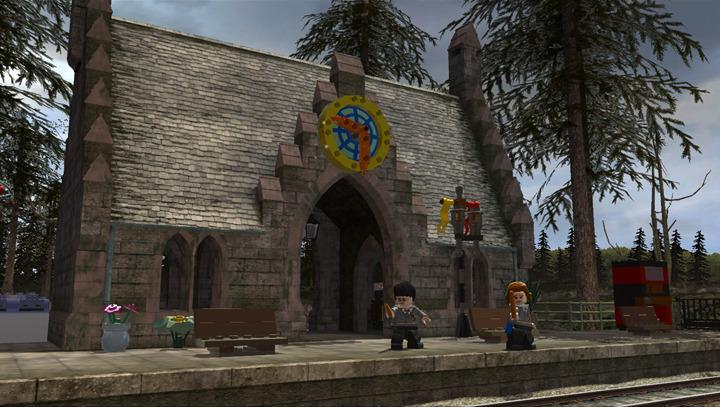 (LEGO Harry Potter Years 5-7 ( torrent