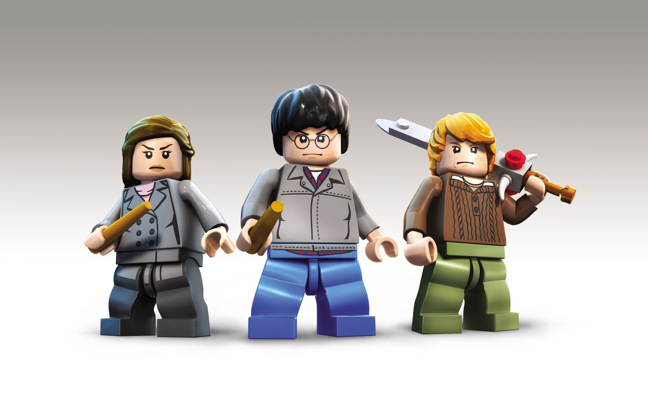 GC 2011 : Images de Lego Harry Potter : Années 5 à 7