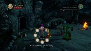 LEGO Le Seigneur des Anneaux PC - Screenshot 154