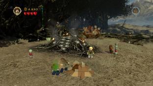 LEGO Le Seigneur des Anneaux PC - Screenshot 228