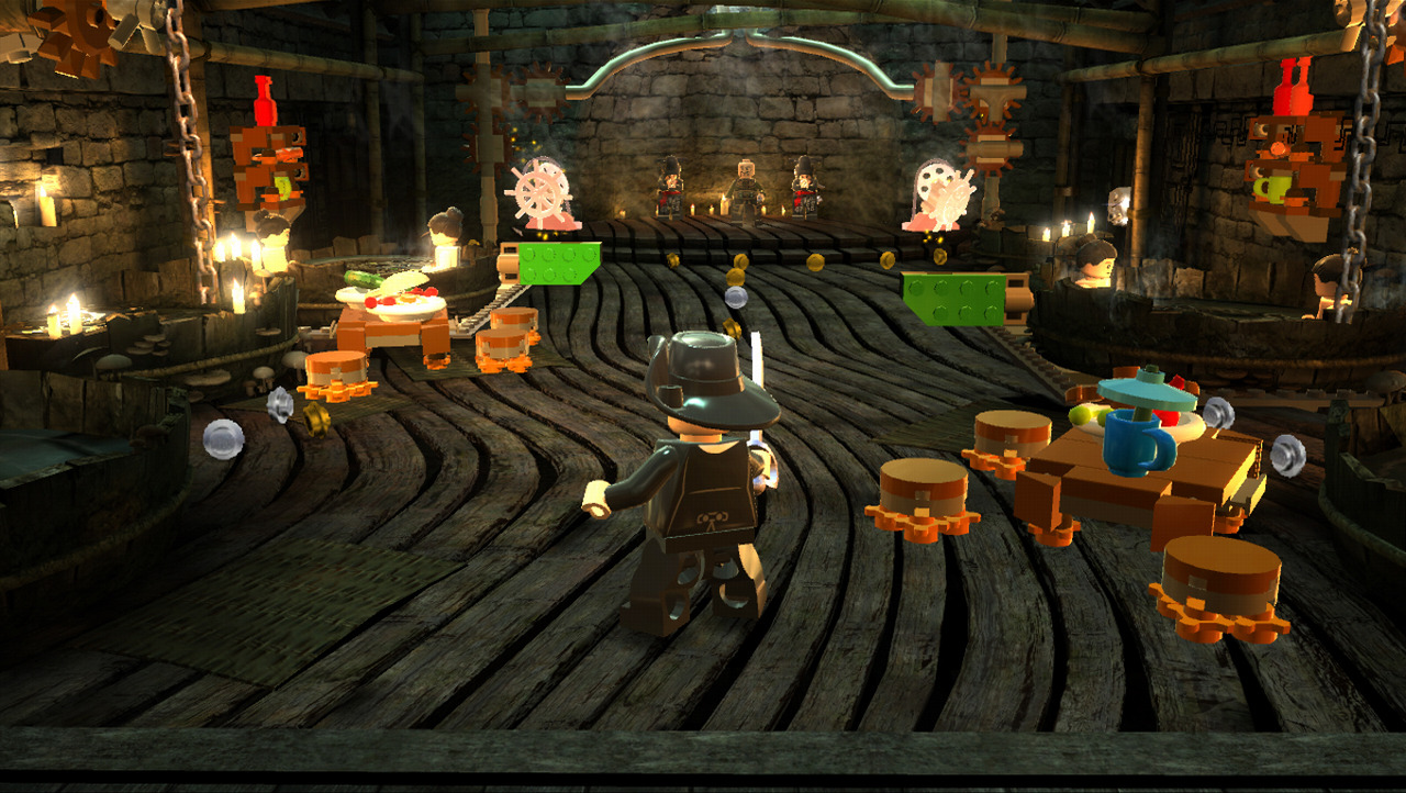 LEGO Pirates of the Caribbean: The Video Game - FAQ ...