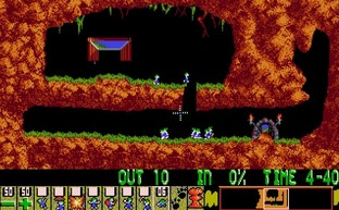 Lemmings PC - Screenshot 2