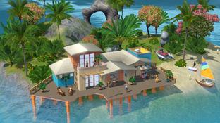 Images et informations sur Les Sims 3