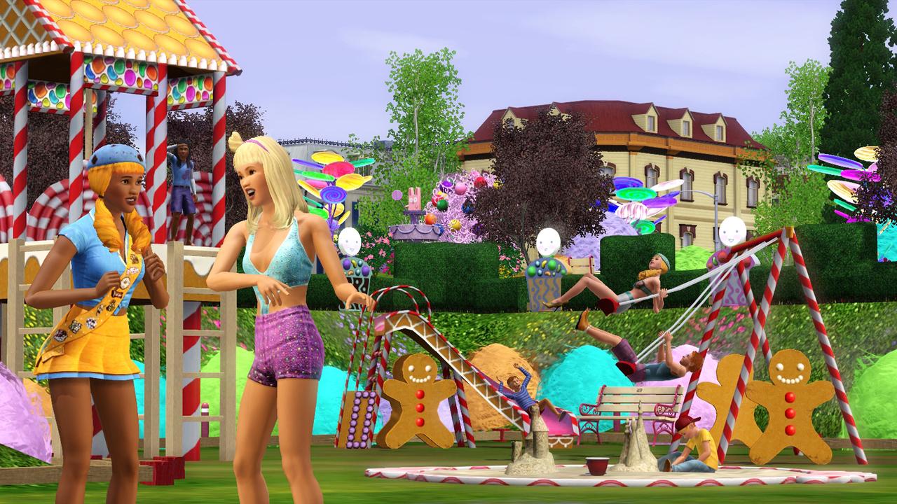 The Sims 3 Katy Perrys Sweet Treats FLT