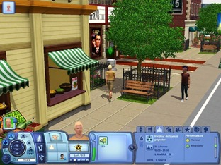 Test Les Sims 3 PC - Screenshot 155
