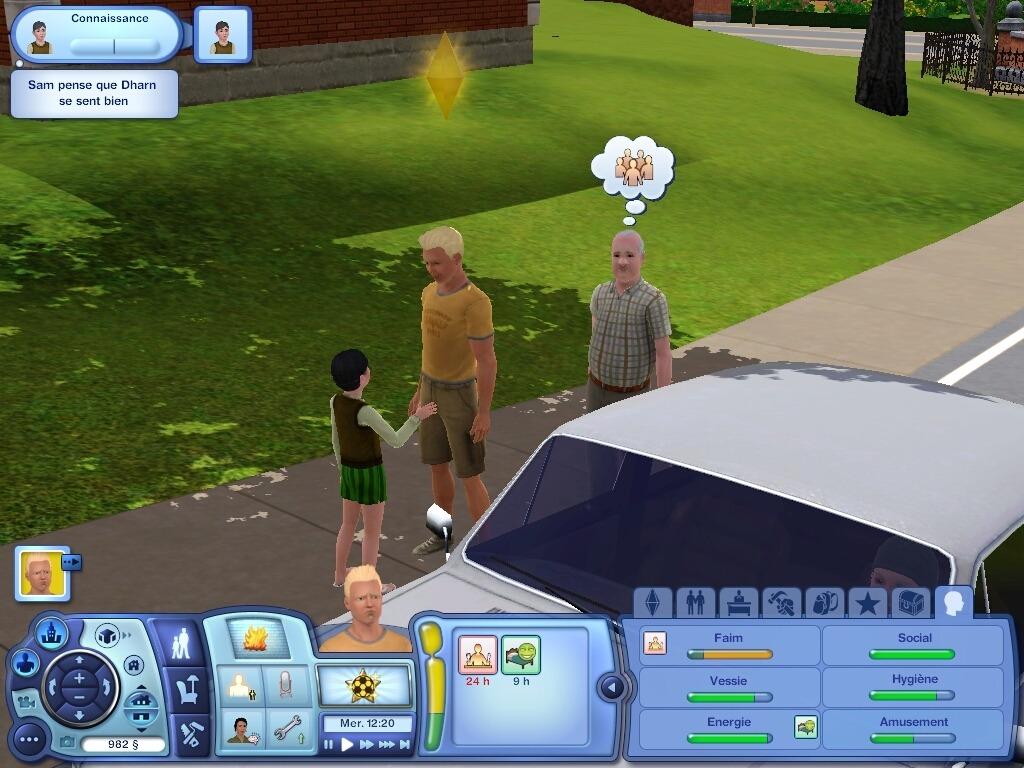 Les Sims 2 Pc. Description: Les Sims 2 est la première suite entière à la