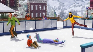 Les Sims 3 Saisons : Winter is coming