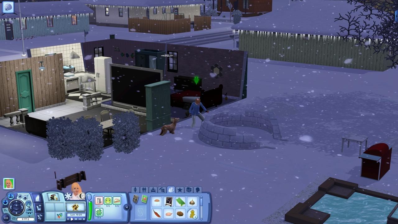 Xtreme jeuxdownx les sims 3 saisons pc for Construire une maison sims 3 xbox 360