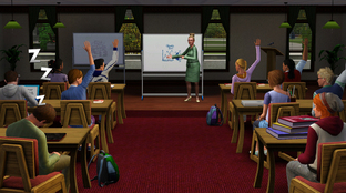 Images Les Sims 3 : University PC - 1