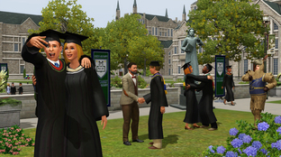 Images Les Sims 3 : University PC - 3