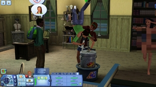Test Les Sims 3 : University PC - Screenshot 6