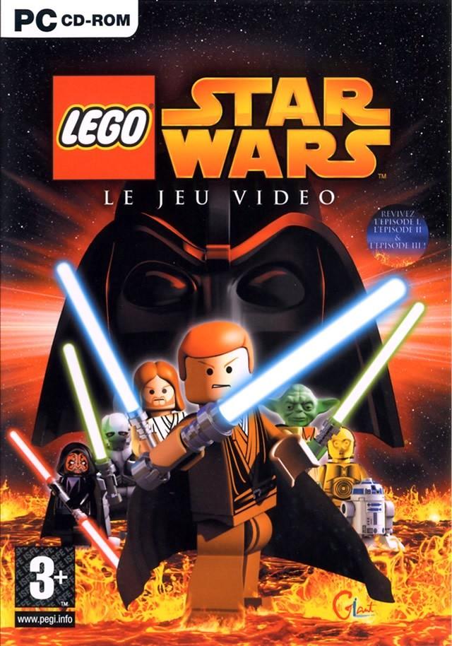 Lego Star Wars : Le Jeu Vidéo  [FRANCAIS- PC] [FS]