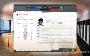 Aperçu LFP Manager 13 - GC 2012 PC - Screenshot 1