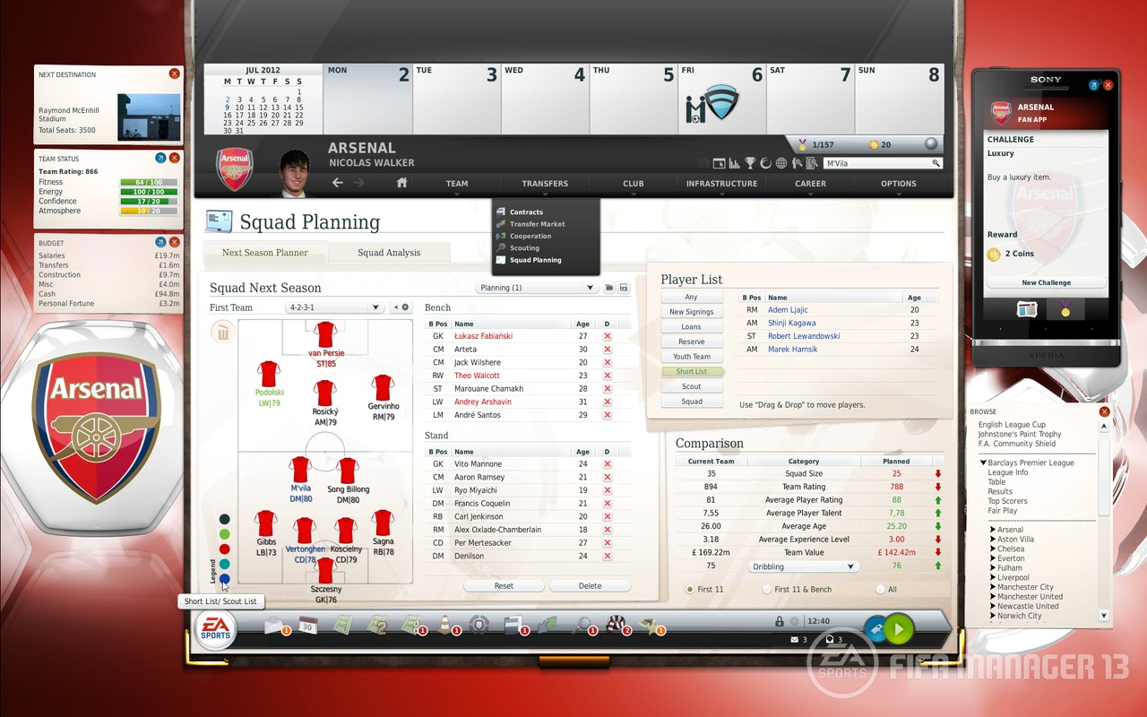 FIFA Manager 13 Update 1 RELOADED