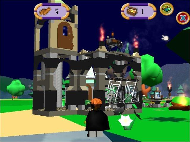 Images LEGO Creator : Harry Potter et la Chambre des Secrets PC - 5