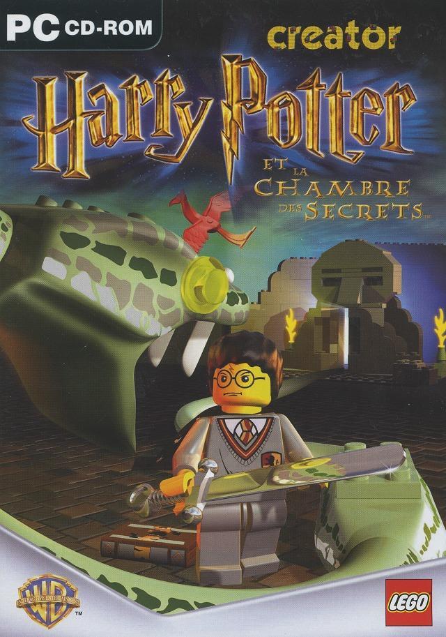 Lego creator harry potter et la chambre des secrets sur pc - Jeux de lego sur jeux info ...