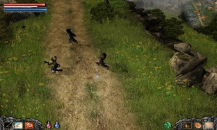 Test Legend : Hand of God PC - Screenshot 12