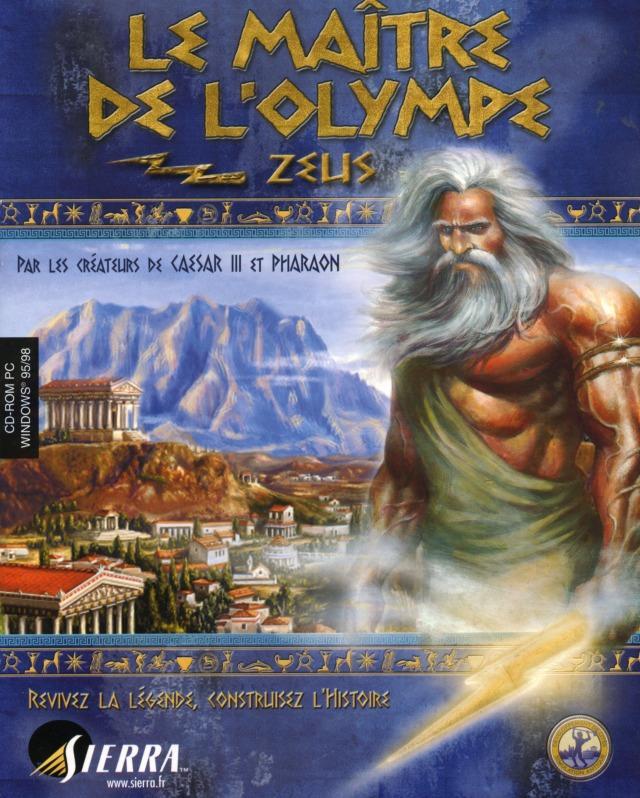 Le maitre de l'olympe   Zeus