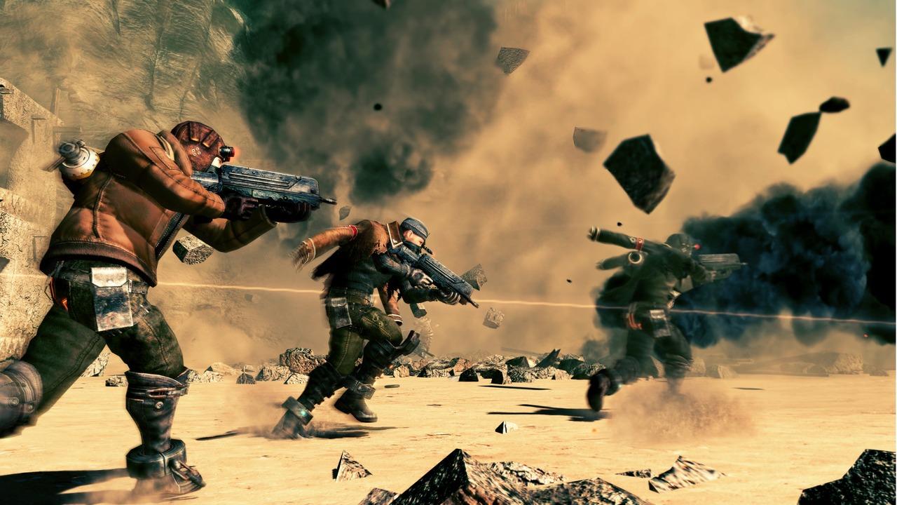 jeuxvideo.com Lost Planet 2 - PC Image 29 sur 169