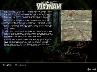 Line of Sight : Vietnam PC
