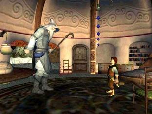 Test Le Seigneur Des Anneaux : La Communaute De L'Anneau PC - Screenshot 1