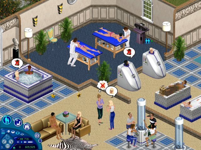 Les Sims : Superstar