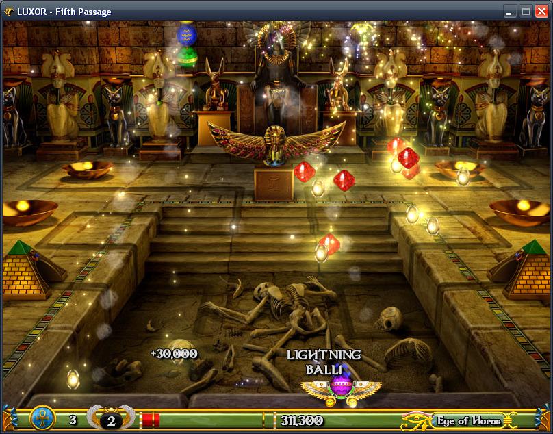 jeuxvideo.com Luxor - Le Cinquième Passage - PC Image 4 sur 4