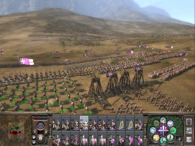 Рецензия (обзор, ревью) на игру Medieval 2: Total War для PC.